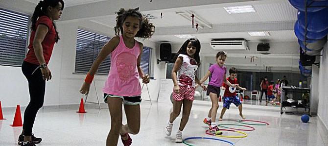 Criança ativa, adulto ativo